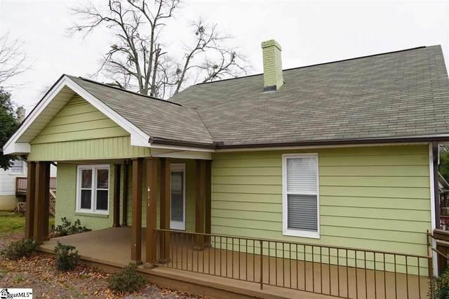 811 W Poinsett Street, Greer, SC 29650 (#1423889) :: Hamilton & Co. of Keller Williams Greenville Upstate