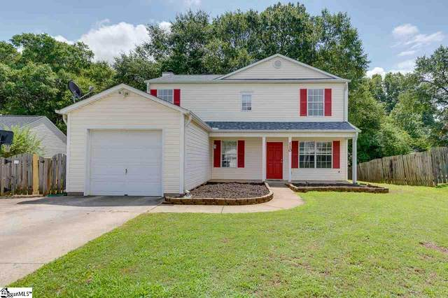 110 Willow Bend Drive, Taylors, SC 29687 (#1423908) :: The Haro Group of Keller Williams