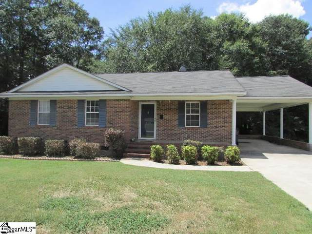305 Lakeview Drive, Laurens, SC 29360 (#1423923) :: Hamilton & Co. of Keller Williams Greenville Upstate