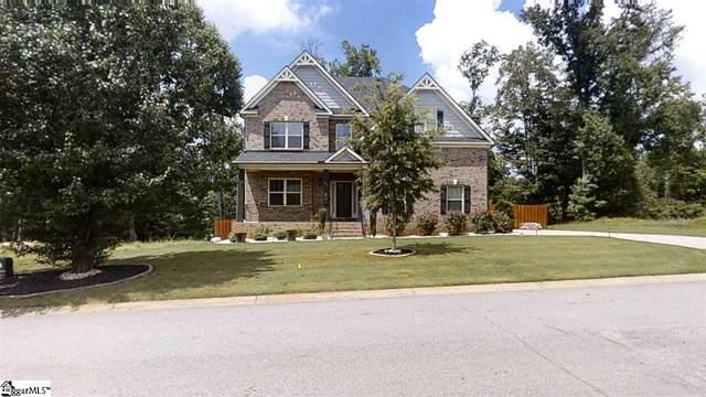 30 Leafmore Court, Simpsonville, SC 29680 (#1423934) :: Hamilton & Co. of Keller Williams Greenville Upstate