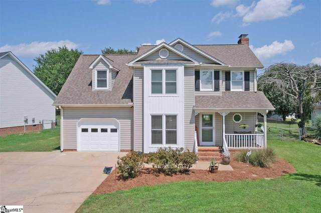 8 Fairview Place, Greer, SC 29651 (#1423952) :: Hamilton & Co. of Keller Williams Greenville Upstate