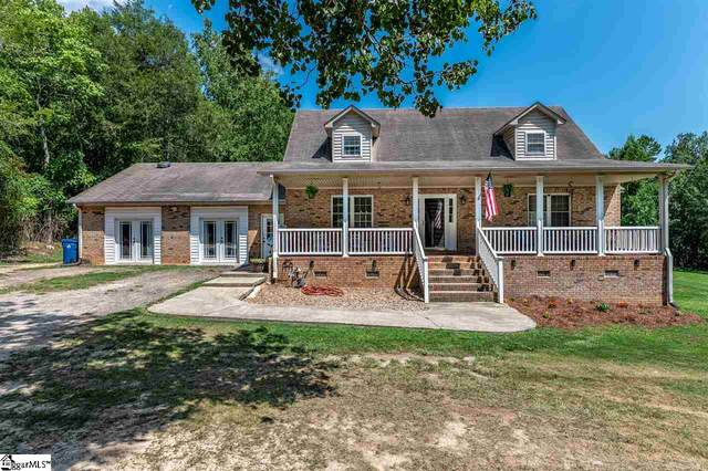 299 Kellett Road, Gray Court, SC 29645 (#1423976) :: J. Michael Manley Team