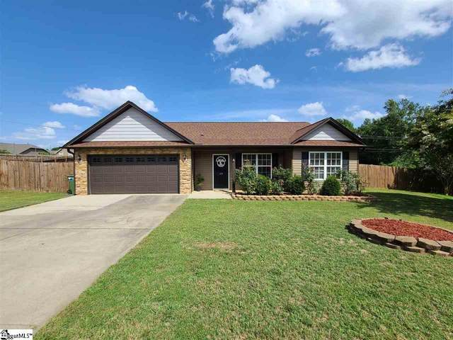 319 Collin Rogers Drive, Moore, SC 29369 (#1423981) :: Coldwell Banker Caine