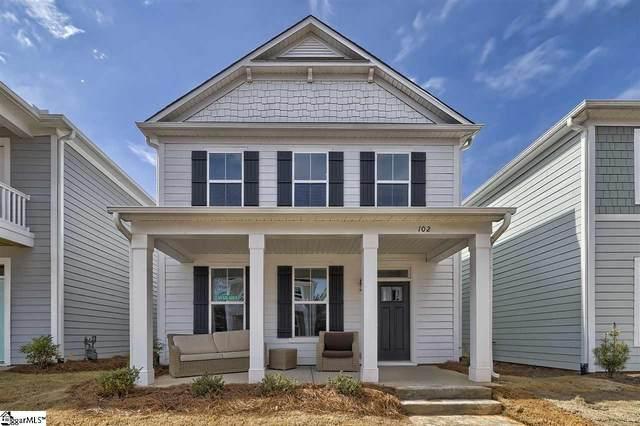 102 Fuller Estate Drive, Clemson, SC 29631 (#1423989) :: Hamilton & Co. of Keller Williams Greenville Upstate