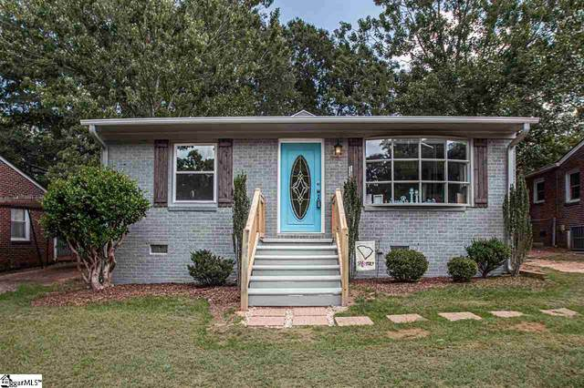 136 Prospect Avenue, Spartanburg, SC 28306 (#1423994) :: The Haro Group of Keller Williams