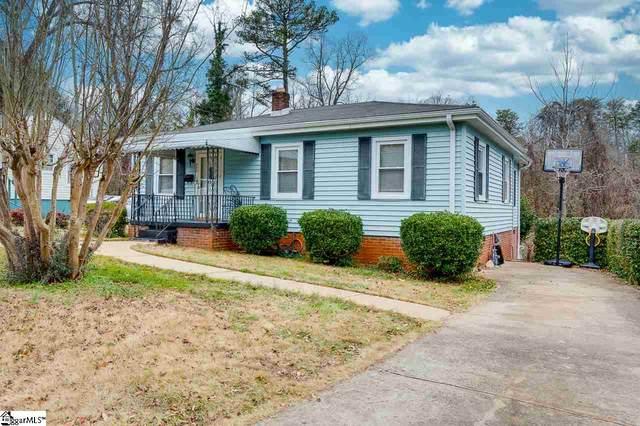 111 Tuskegee Avenue, Greenville, SC 29607 (#1423995) :: Hamilton & Co. of Keller Williams Greenville Upstate