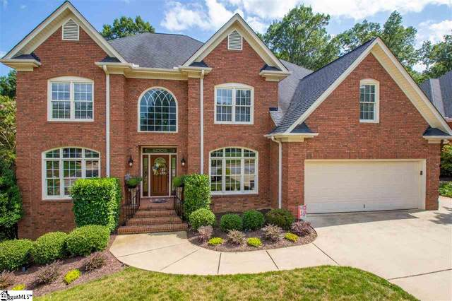 804 Ladykirk Lane, Greer, SC 29650 (#1423998) :: Hamilton & Co. of Keller Williams Greenville Upstate