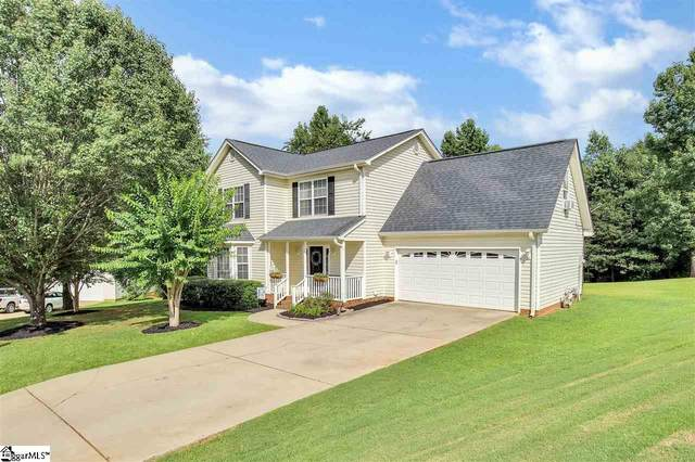 722 Timberwood Ridge, Greer, SC 29651 (#1424055) :: Hamilton & Co. of Keller Williams Greenville Upstate