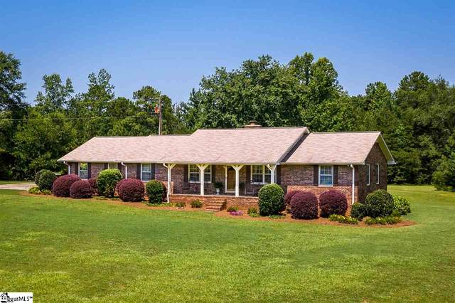 445 Princeton Highway, Honea Path, SC 29654 (#1424073) :: Hamilton & Co. of Keller Williams Greenville Upstate