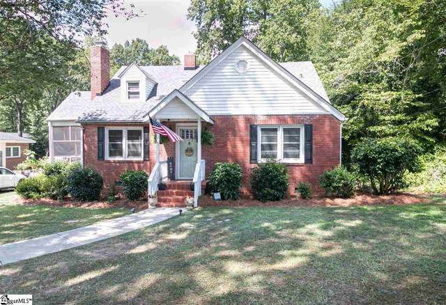 604 Cedar Street, Clinton, SC 29325 (#1424075) :: Hamilton & Co. of Keller Williams Greenville Upstate