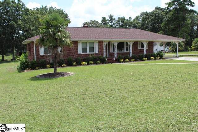 5509 S Highway 81, Starr, SC 29684 (#1424076) :: Coldwell Banker Caine
