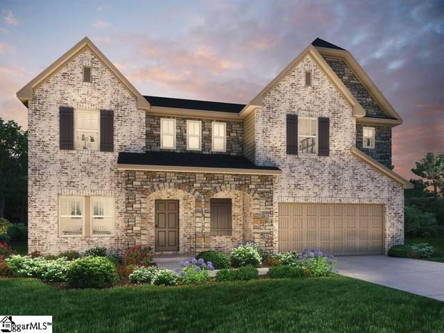 408 Placid Forest Court, Simpsonville, SC 29681 (#1424098) :: Coldwell Banker Caine