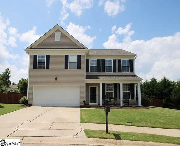 4 Mound Court, Greer, SC 29650 (#1424106) :: Coldwell Banker Caine