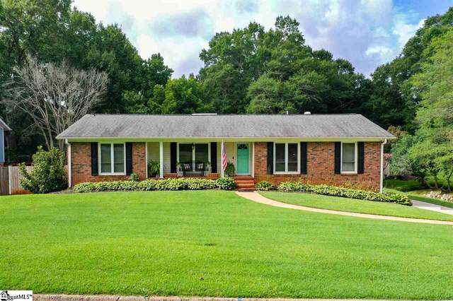 205 Verner Drive, Greenville, SC 29617 (#1424119) :: The Haro Group of Keller Williams