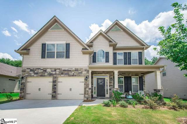 205 Northwild Drive, Duncan, SC 29334 (MLS #1424123) :: Resource Realty Group