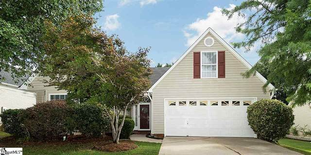 9 Ashridge Way, Simpsonville, SC 29681 (#1424136) :: Hamilton & Co. of Keller Williams Greenville Upstate