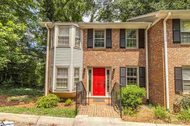 900 N Main Street #32, Greenville, SC 29609 (#1424162) :: Green Arc Properties