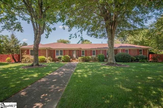 105 Belgrade Drive, Greenville, SC 29615 (MLS #1424204) :: Resource Realty Group