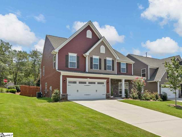 201 Carrollton Court, Greer, SC 29650 (#1424205) :: Expert Real Estate Team
