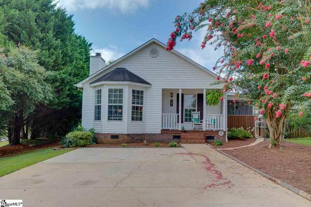 101 Flagstone Drive, Easley, SC 29642 (#1424216) :: Hamilton & Co. of Keller Williams Greenville Upstate