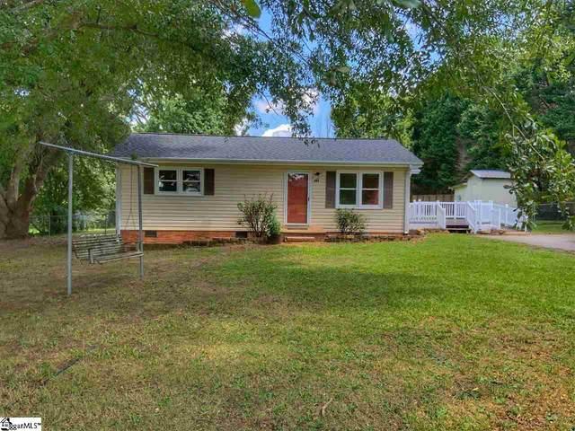 304 Gardenview Drive, Inman, SC 29349 (#1424219) :: Hamilton & Co. of Keller Williams Greenville Upstate