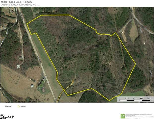 00 Long Creek Highway, Long Creek, SC 29658 (#1424229) :: Hamilton & Co. of Keller Williams Greenville Upstate