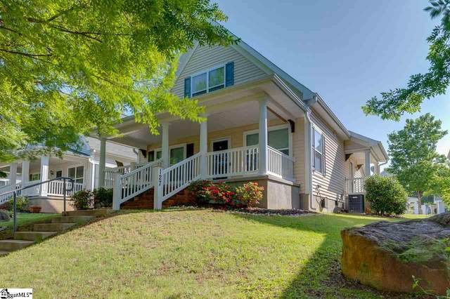 127 Provence Street, Greenville, SC 29607 (#1424257) :: Hamilton & Co. of Keller Williams Greenville Upstate