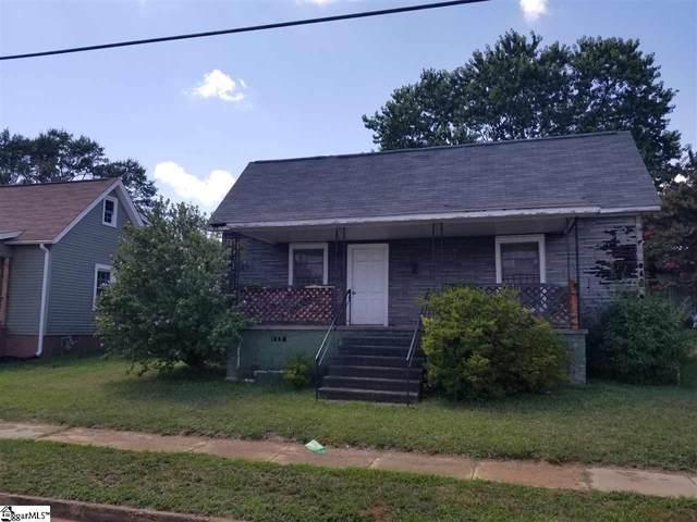 73 Wallace Street, Greenville, SC 29605 (#1424284) :: Hamilton & Co. of Keller Williams Greenville Upstate