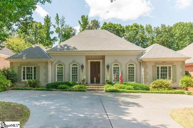 213 Hidden Hills Drive, Greenville, SC 29605 (#1424292) :: Coldwell Banker Caine