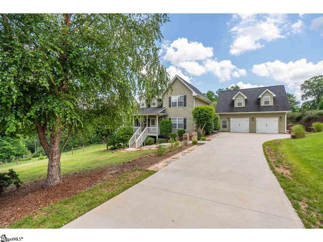 8 Dean Williams Road, Travelers Rest, SC 29690 (#1424333) :: The Robby Brady Team