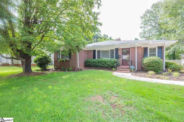 8 E Blue Ridge Drive, Greenville, SC 29609 (#1424334) :: Hamilton & Co. of Keller Williams Greenville Upstate