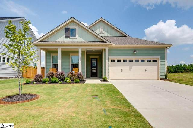 607 Torridon Lane, Simpsonville, SC 29681 (MLS #1424365) :: Prime Realty
