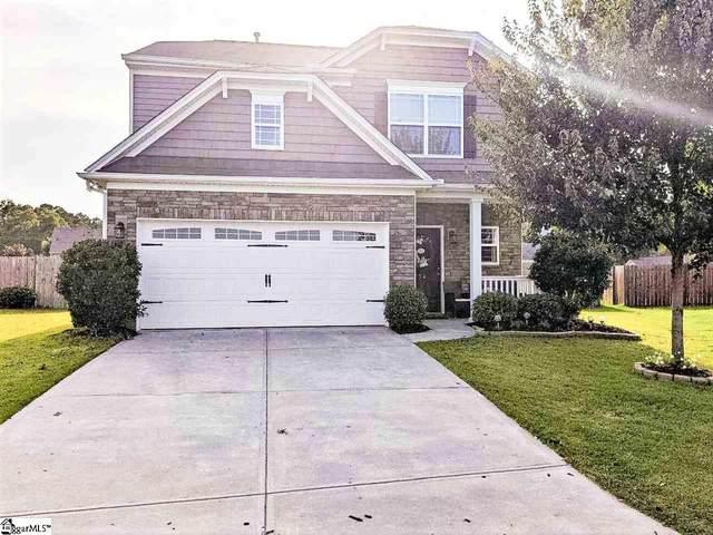 54 Hawksbill Lane, Simpsonville, SC 29680 (#1424434) :: Hamilton & Co. of Keller Williams Greenville Upstate