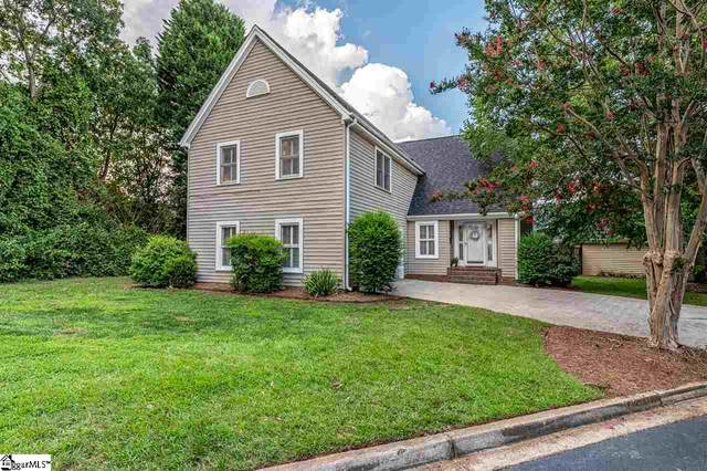 135 Forest Lake Drive, Simpsonville, SC 29681 (#1424463) :: Modern
