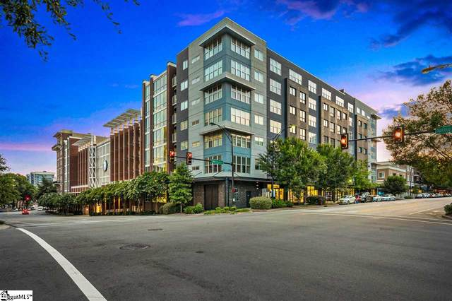 100 E Washington Avenue Unit 28, Greenville, SC 29601 (#1424472) :: DeYoung & Company