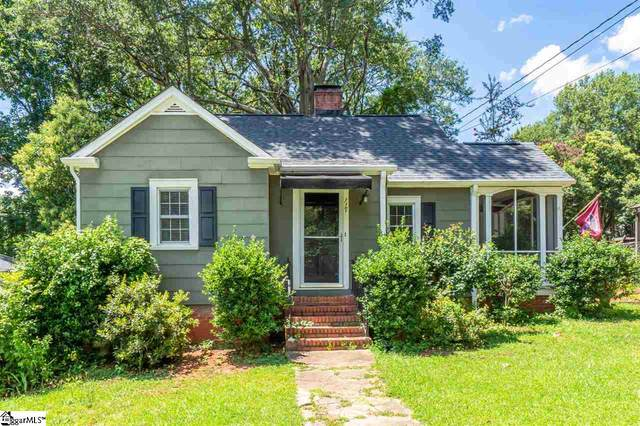 117 Parkwood Drive, Greenville, SC 29609 (#1424477) :: Coldwell Banker Caine
