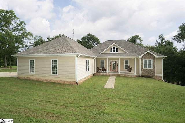 1081 Burdette Road, Gray Court, SC 29645 (#1424494) :: J. Michael Manley Team