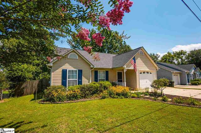 431 Griffin Road, Greenville, SC 29607 (#1424508) :: Coldwell Banker Caine