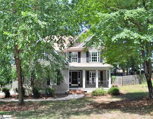 305 Wemberly Drive, Simpsonville, SC 29681 (#1424511) :: Modern