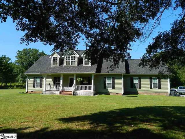 1017 Trotter Road, Anderson, SC 29626 (#1424513) :: Coldwell Banker Caine