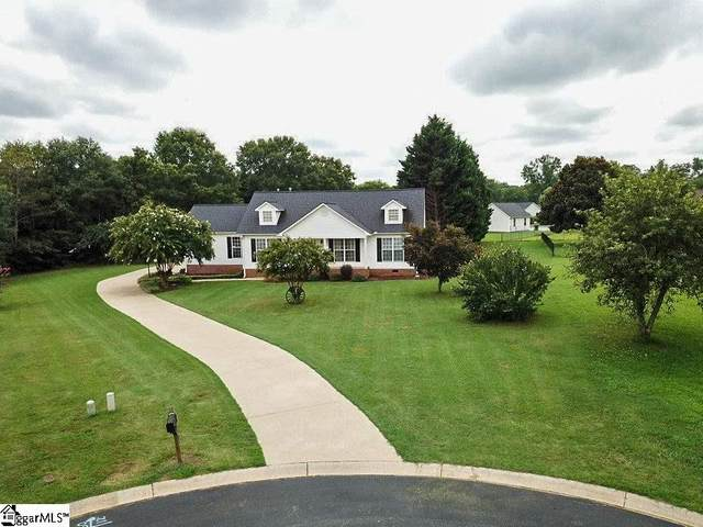 136 Cherrywood Road, Woodruff, SC 29388 (#1424537) :: Coldwell Banker Caine
