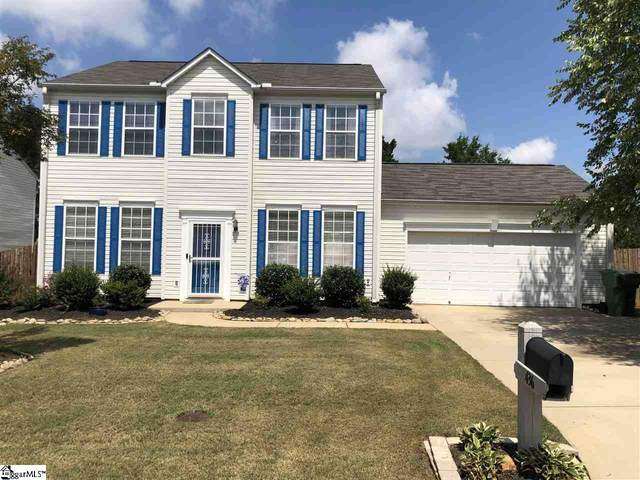 436 Peach Grove Place, Mauldin, SC 29662 (#1424539) :: Coldwell Banker Caine