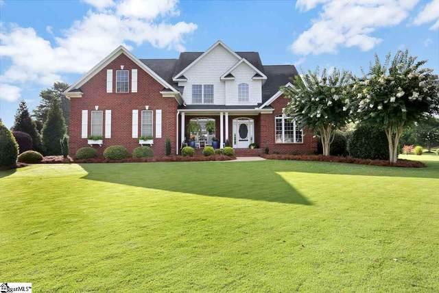 397 Crepe Myrtle Drive, Greer, SC 29651 (#1424563) :: Hamilton & Co. of Keller Williams Greenville Upstate