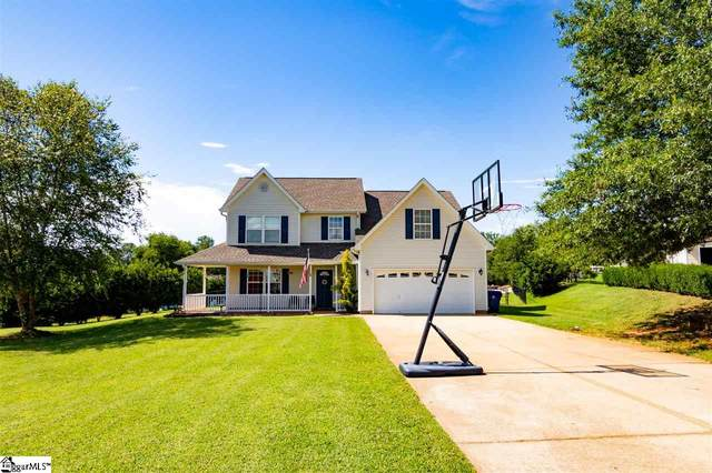 313 Dustin Reid Court, Duncan, SC 29334 (#1424637) :: J. Michael Manley Team