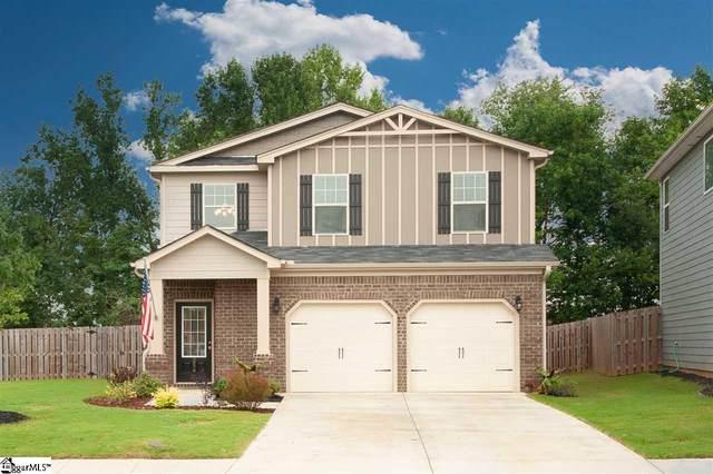 254 Heatherwood Lane, Greer, SC 29651 (MLS #1424653) :: Resource Realty Group