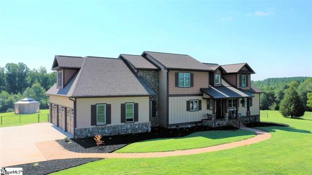 135 Younger Farms Road, Campobello, SC 29322 (MLS #1424678) :: Resource Realty Group