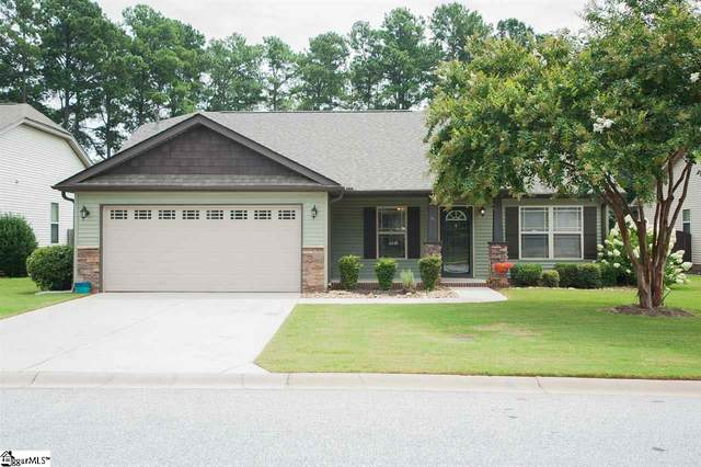 6 Summerdale Drive, Taylors, SC 29687 (#1424694) :: Coldwell Banker Caine