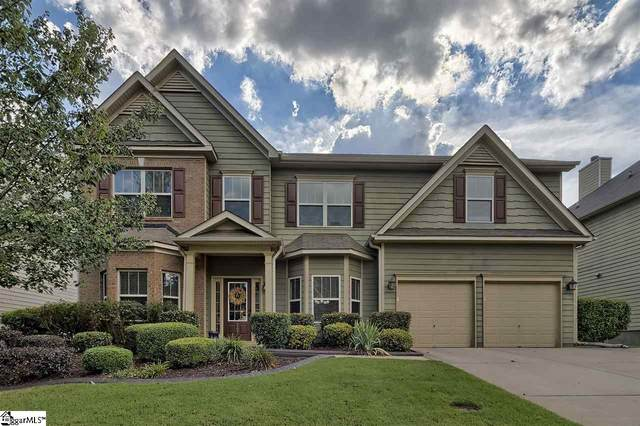 307 Strasburg Drive, Simpsonville, SC 29681 (#1424764) :: Green Arc Properties