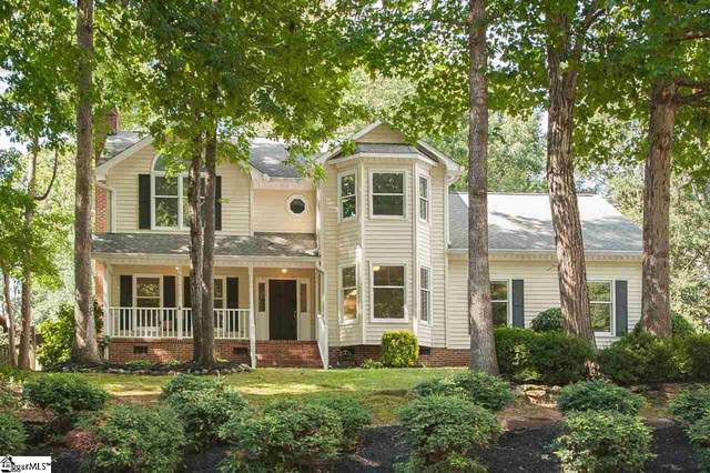 1003 Willow Branch Drive, Simpsonville, SC 29680 (MLS #1424768) :: Prime Realty