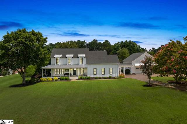 2383 Roper Mountain Road, Simpsonville, SC 29681 (#1424778) :: The Toates Team